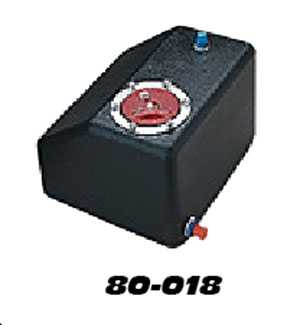 4 Gallon Dragster Fuel Cell With Foam