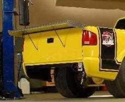 1994-2004 S10 Pickup Rear Spoiler Kit