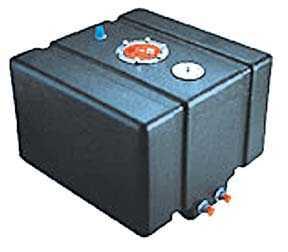Jaz 12 Gallon Fuel Cell w/sender