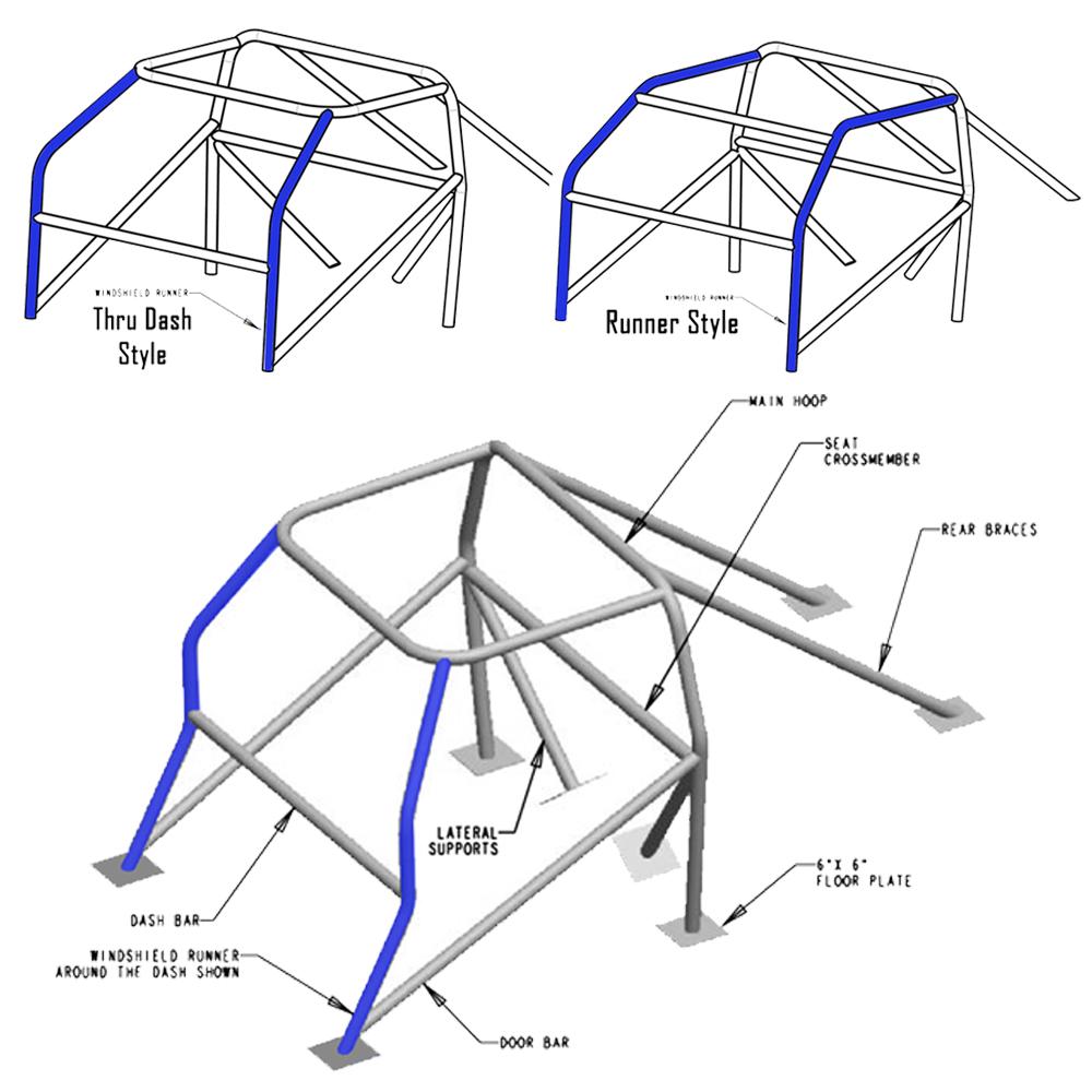 Pontiac G6 Front Suspension Diagram