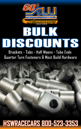 Bulk Hardware Discounts by S&W
