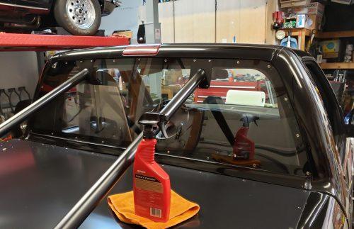 S10 Rear Window Lexan