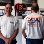 S&W Shirt Gray Race4theHouse July